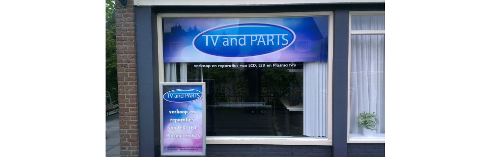 TV AND PARTS