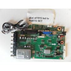 AKAI AL1915 LED TV PARTS SET