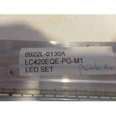 6922L-0130A LC420EQE-PG-M1 LED SET
